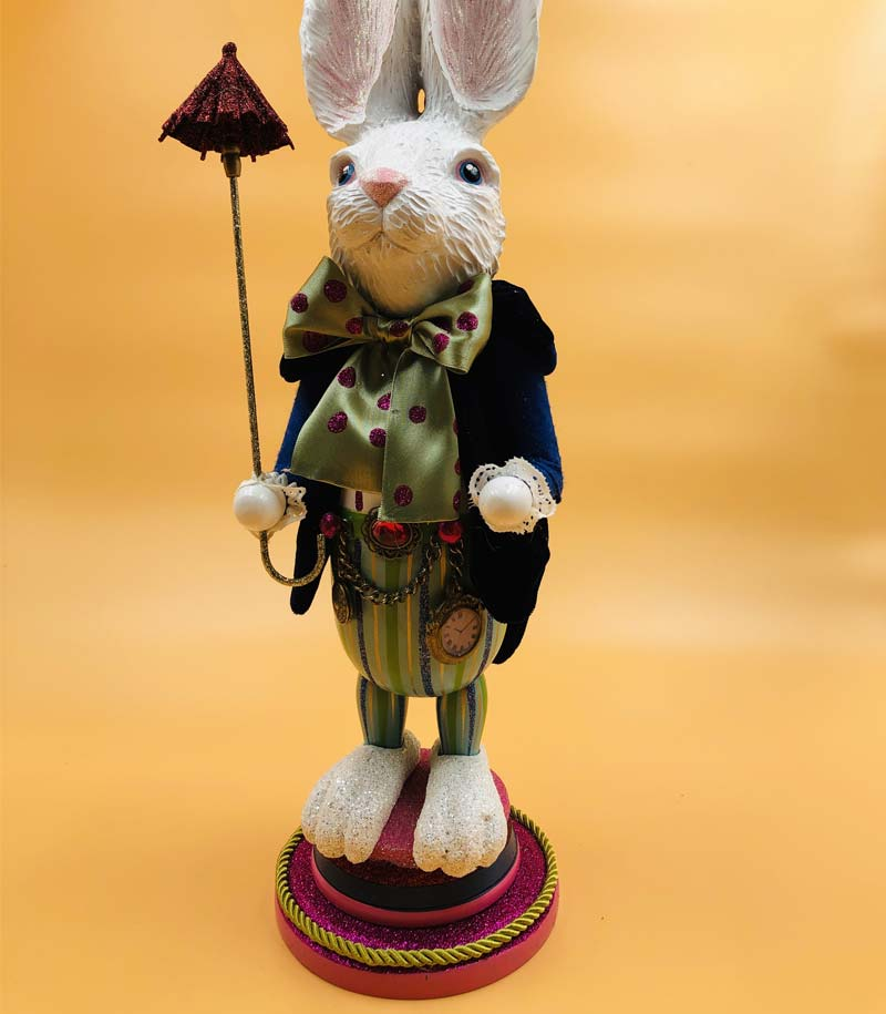 Lapin blanc Alice